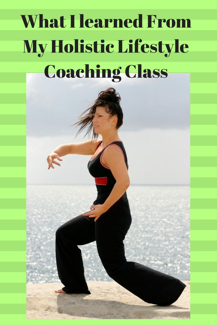 Qi gong Holistic Lifestyle Coaching