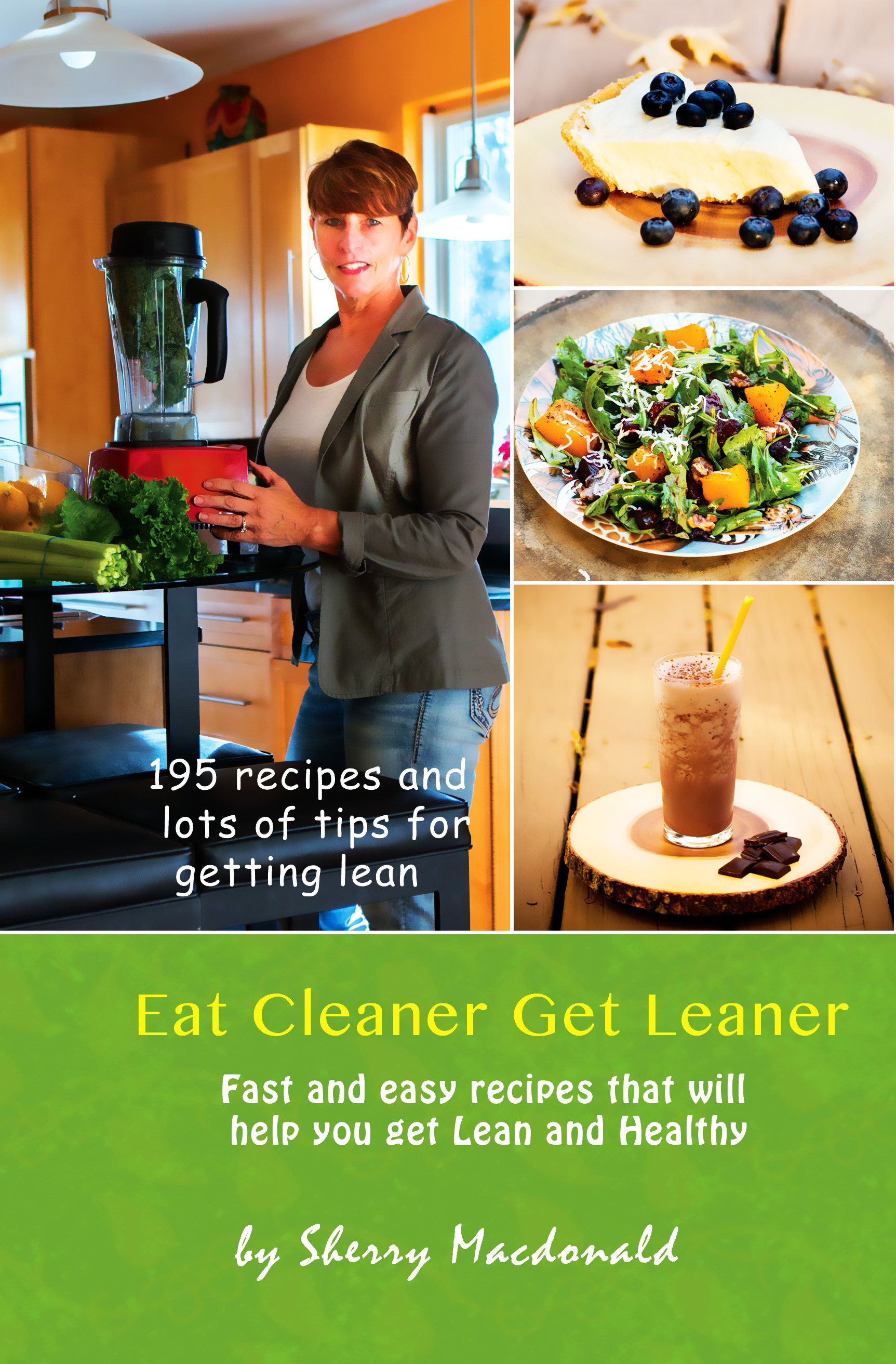 cookbook eat cleaner get leaner