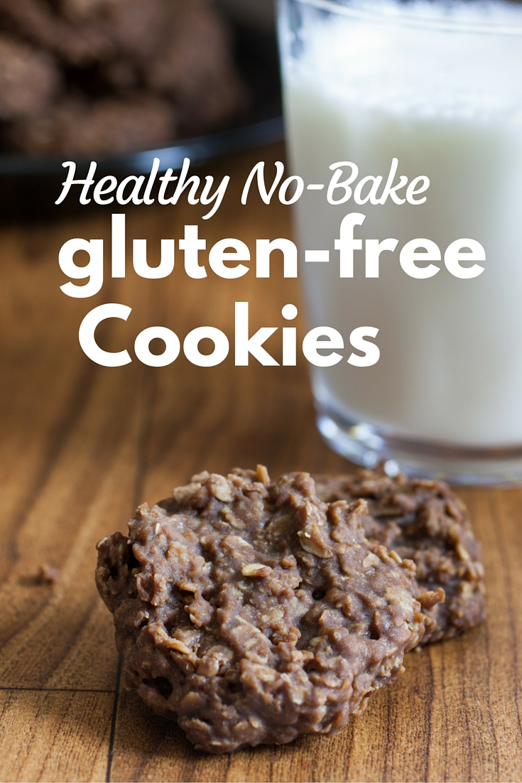 no bake gluten-free Cookies