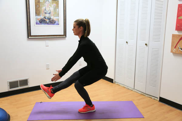 glutes hips and legs exercise
