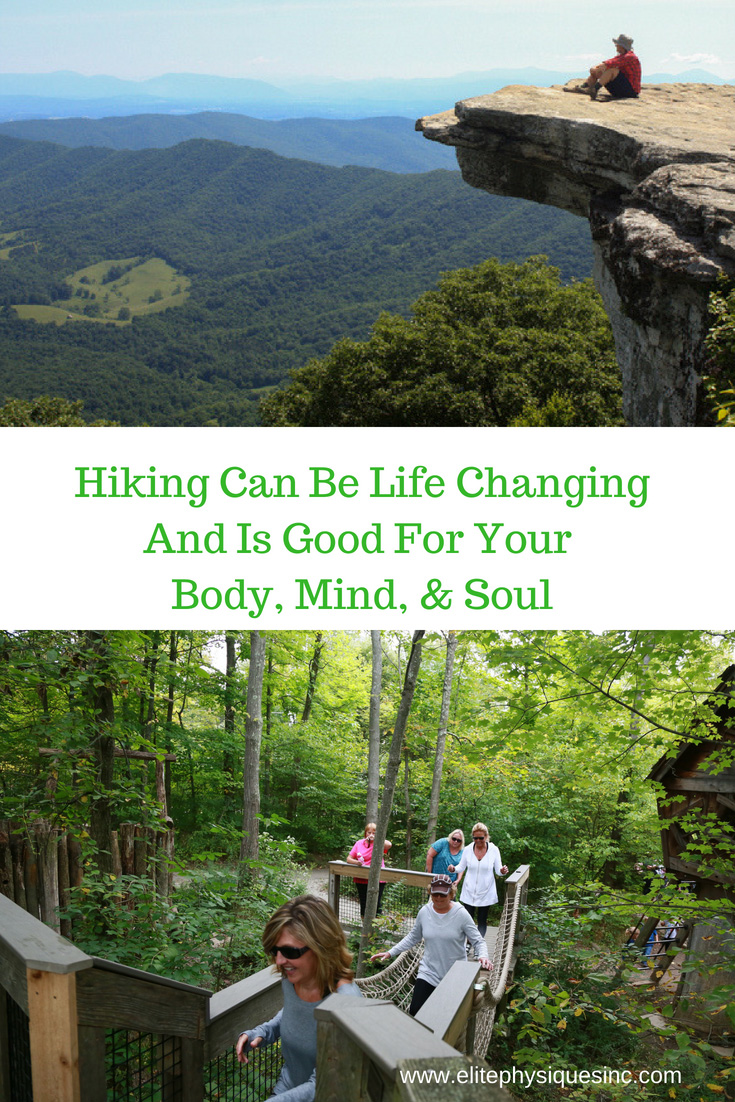 Hiking Can Be Life Changing