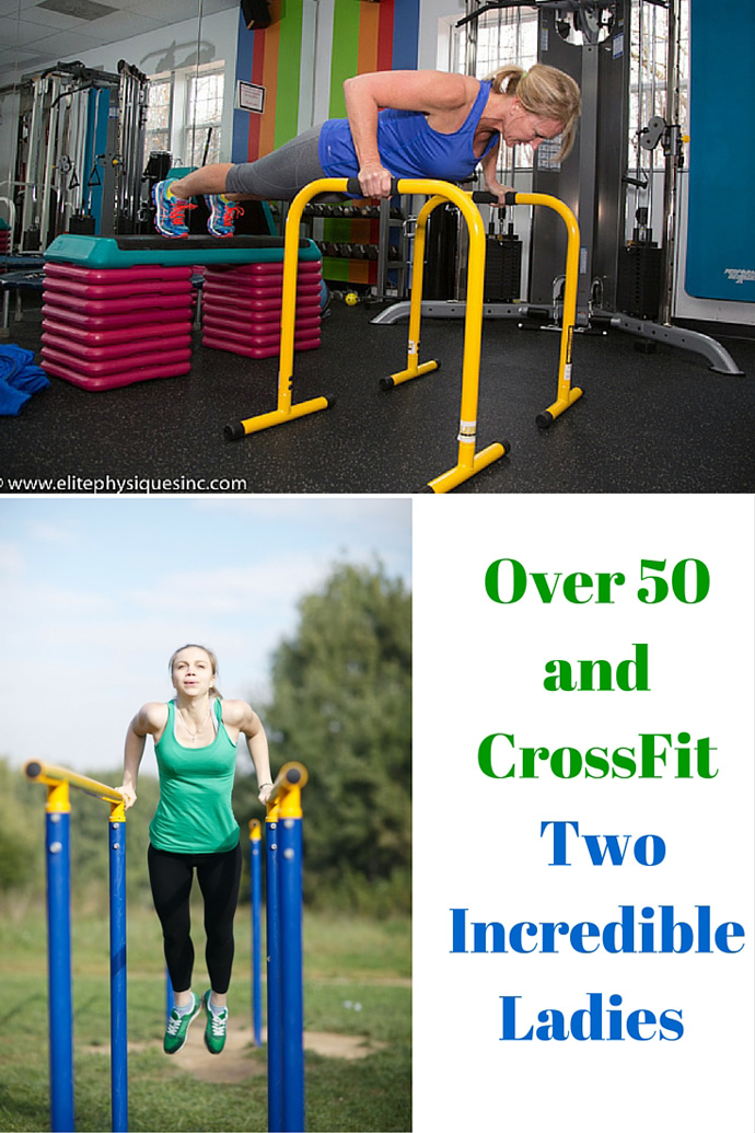 Over 50 and CrossFit
