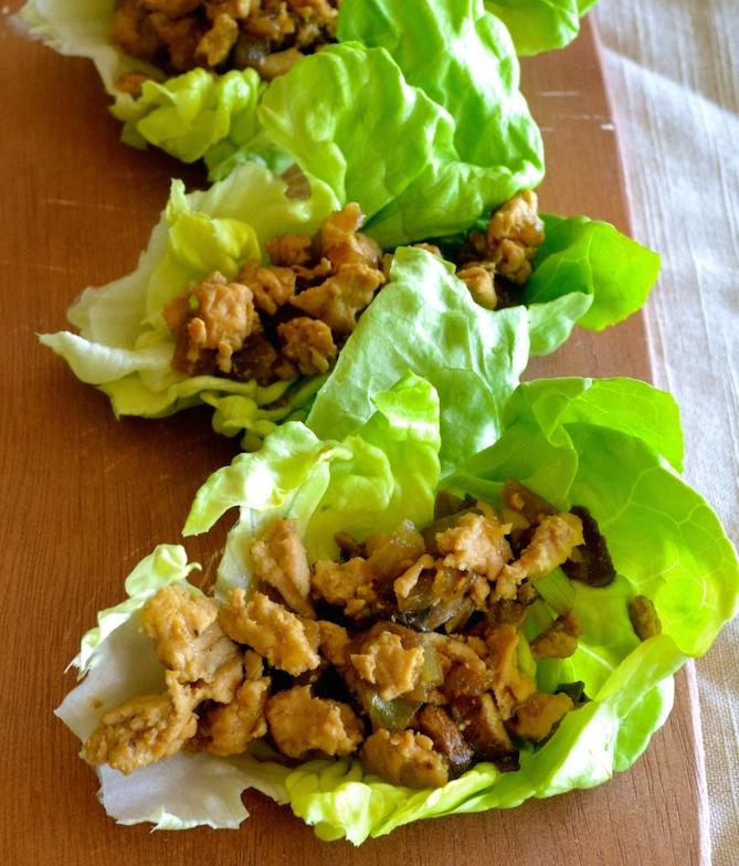 chicken-lettuce-wraps